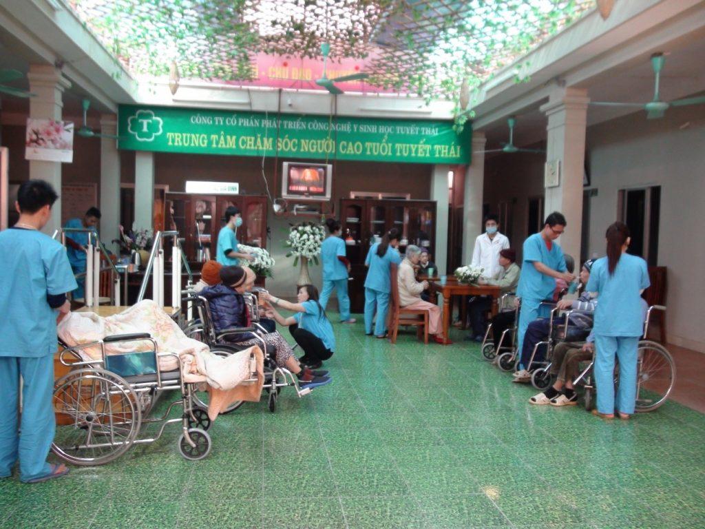 bệnh viện 92 thợ nhuộm