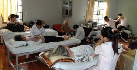 Trung tâm phục hồi chức năng - Viện dưỡng lão Tuyết Thái
