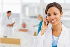 Gọi cho nhân viên y tế để xử lý đúng và kịp thời